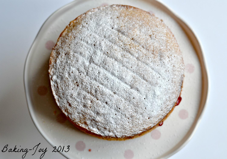 Victoria Sponge Cake Joy Of Baking